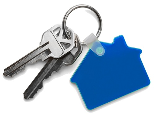 RGW Property Rentals Keychain